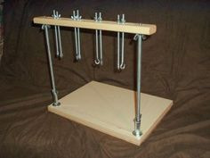 Deluxe Slotted Book Binding Sewing Frame