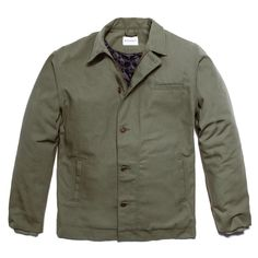 Quarter Century Jacket | Huckberry