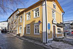 Myytävät asunnot, Kirkkokatu 1, Porvoo #oikotieasunnot #puutalo #porvoo