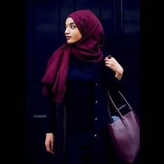 @anlya_modestfashion #hijabiselegant