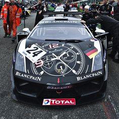 Cool BlancPain Lamborghini Gallardo