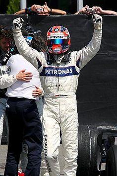 Robert Kubica Wins the Canadian Grand Prix
