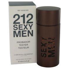 212 Sexy Eau De Toilette Spray (Tester) By Carolina Herrera