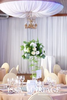 Wedding Decorations, Table Decorations, Flower Centerpieces, Dream Wedding, Reception, Flowers, Furniture, Home Decor, Green Hydrangea
