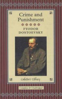 """Fjodor Dostojewski """"Crime and punishment"""" - society criticism which is still relevant..."""