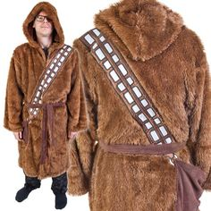 Star Wars Chewbacca Robe....what more is there to say?