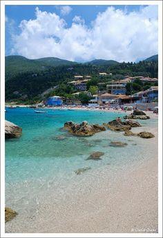 Aghios Nikitas, Lefkada island, Ionion Sea, western Greece