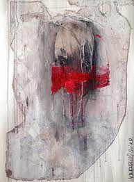 Αποτέλεσμα εικόνας για Khara Oxier paintings Horror Art, Dark Art, Abstract, Nudes, Classic, Darkness, Breathe, Artwork, Painting
