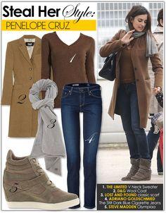 Penelope Cruz Style, Fashion & Looks