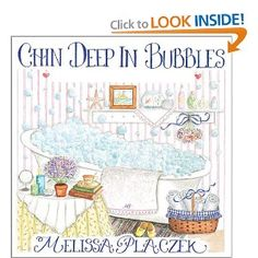 Every woman deserves to be pampered, and Chin Deep in Bubbles is written in that spirit. The heady scents, lavish textures, and warm rewards of the easy home-spa recipes in this book will make your world a prettier, more comfortable place. This unique book will inspire you to indulge in life's little luxuries with wonderful baths, facials, hair treatments, aromatherapy, delicious spa cuisine and more.