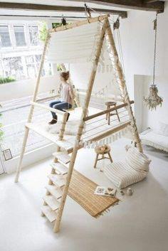 Ein Traum eines jeden Kindes? :)
