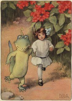 """Résultat de recherche d'images pour """"bessie pease gutmann alice in wonderland"""""""
