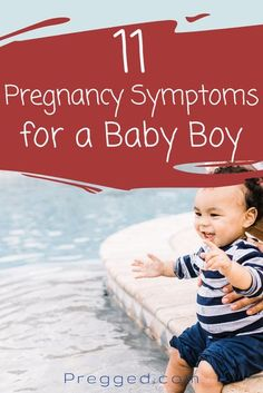 Could it be a gorgeous little baby boy hiding out in your uterus? Before you have your scan or blood work done there may be some signs that you're having a boy. Your pregnancy symptoms may give the secret away! Check out these 11 symptoms that will help y 3rd Trimester Pregnancy, Second Pregnancy, Pregnancy Signs, First Trimester Fatigue, Pregnancy Problems, Second Trimester, Boy Or Girl Sign, Baby Boy Signs, Pregnant With Boy Symptoms