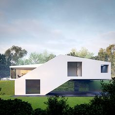 House Hafner | #modern #home in Germany | Hornung and Jacobi Architecture