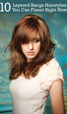 Long Bangs Hairstyles Ashley Olsen  Pinterest  Bangs Side Fringe Bangs And Side Sweep Bangs