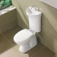 Garante uma economia de até 70% da água utilizada no banheiro, além de otimizar o espaço.