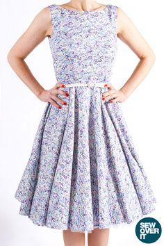 Sew Over It Betty Dress Sewing Pattern