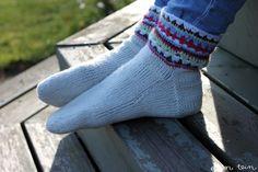 eilen tein: sukat virkatulla varrella