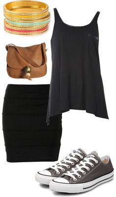 Concert Outfit, created by rayna7314 on Polyvore