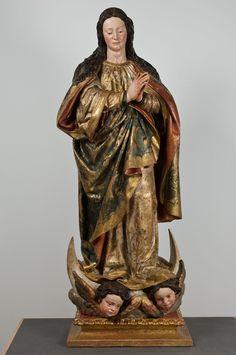 Martínez Montañés - Inmaculada (Convento de Santa Clara)