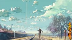 Oltre le Nuvole di Makoto Shinkai sarà a Cartoon on the Bay - http://www.afnews.info/wordpress/2017/01/27/oltre-le-nuvole-di-makoto-shinkai-sara-a-cartoon-on-the-bay/