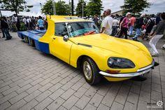 #Citroën #DS #Tissier à #LeMansClassic 2016 #MoteuràSouvenirs Reportages : http://newsdanciennes.com/tag/le-mans-classic/ #ClassicCars #ClassicRacing