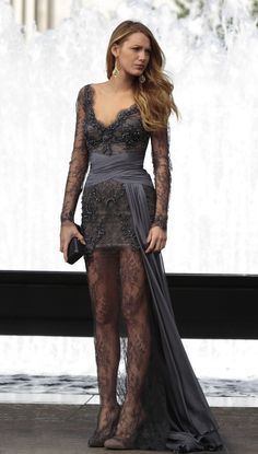 Serena van der Woodsen in Zuhair Murad Fall 2010 RTW. The world has never seen any better than this.