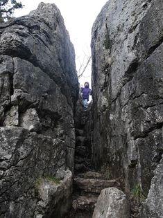 Lakes Single Mum: Family Fun: A Hike via the Fairy Steps #Cumbria #hiking