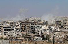 la guerre civile en Syrie