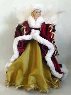 Άγγελος Χριστουγεννιάτικος  80.00€ Christmas Angels, Victorian, Dresses, Fashion, Vestidos, Moda, Fashion Styles, Dress, Fashion Illustrations