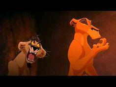 Disney Challenge Day 12: Favorite Villain song :The Lion King 2 - My Lullaby So this song has creepy lyrics, Zera is sooooo scary