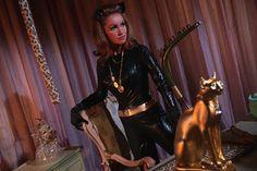 Après Adam West et Burt Ward, Julie Newmar est de retour en Catwoman dans le projet animé tiré de la série Batman