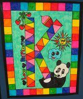 Mrs. Art Teacher!: Illuminated letters 2012 version