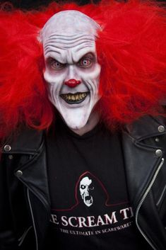Hate Clowns? If Not, Here are 28 Reasons to Start
