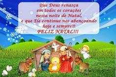 Pequenos Grandes Pensantes.: Feliz Natal!!!