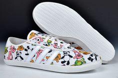 Wholesale Jeremy Scott x Adidas Originals JS P-Sole Bear Print Q23665 Online ed2e561282