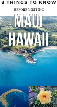 8 THINGS TO KNOW BEFORE VISITING MAUI - Maui Travel Tips | Wanderlustyle.com