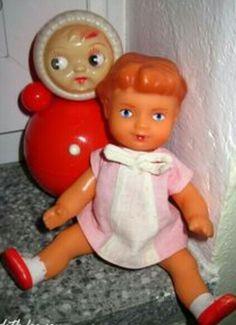 Vintage Dolls, Childhood Memories, Retro Fashion, Ronald Mcdonald, Elf, Nostalgia, Czech Republic, Retro Style, Holiday Decor