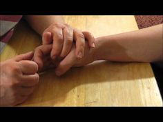 Therapy strategies for range of motion (ROM) of fingers after injury. Passive range of motion and active assistive range of motion for stiff fingers. Stretch...