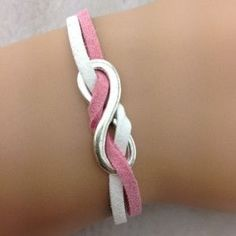 Jewelry Making Bracelets Double Band Infinity - Florence Scovel - Hurry, Before It Is Gone! Leather Jewelry, Leather Cord, Wire Jewelry, Jewelry Crafts, Beaded Jewelry, Handmade Jewelry, Leather Earrings, Jewelry Ideas, Jewelry Tools