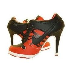 5790b8efc1e2 Cheap Women s Nike Dunk High Heels Low Shoes Red Black White Low Shoes For  Sale from official Nike Shop.