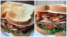 MIH Product Reviews & Giveaways: California Chicken Club Sandwich