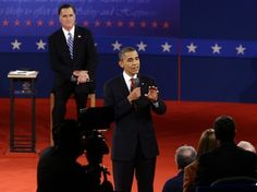 263 Full transcript of the second presidential debate    Posted by Sarah Kliff on October 16, 2012 at 11:10 pm