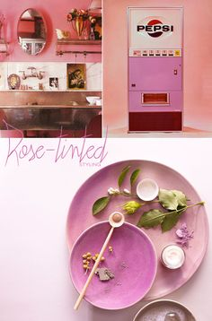 Pink Styling Inspiration | Dine X Design