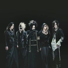 the GazettE DOGMA