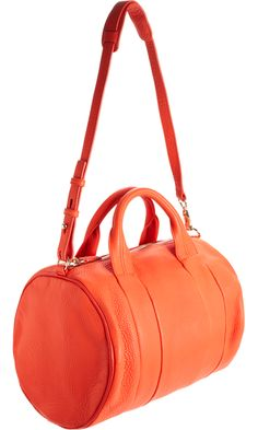 9cc05cd7dd4f Alexander Wang s It-Bag in Neon Shades  Rocco Duffel