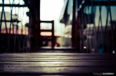 Playground - Pinned by Mak Khalaf Abstract bokehnikonplaygroundwood by DES7ROYER