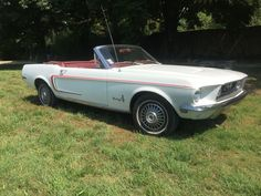 Ford - Mustang - 1968 Cabrio Ford Mustang 1968, Mustang For Sale, Vehicles, Rolling Stock, Vehicle