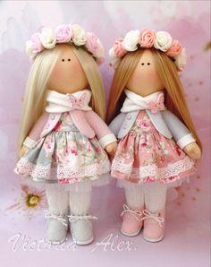 ღVictoria Alexღ Интерьерные куклы ручной работыღ's photos