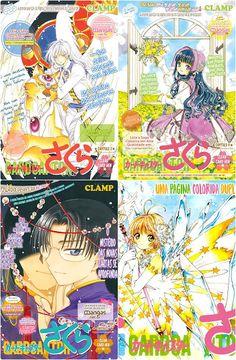 Papel Filosofal: Cardcaptor Sakura – Clear Card Hen (comentando o 3...